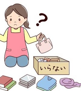 家庭内の不用品を無料で処分|「ジモティ」で直接取引でお得に断捨離