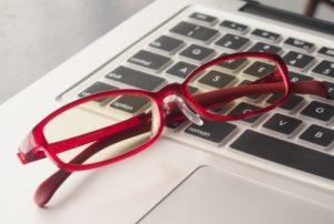 中古眼鏡の再利用