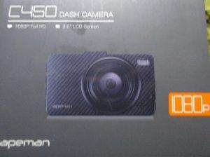 格安ドライブレコーダーの性能は良好!APEMAN C450を購入