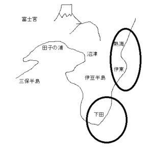 令和3年2021年に静岡県で海から昇る初日の出を見れる地域は3つ