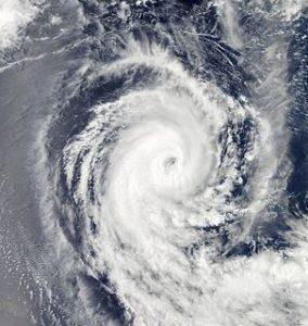 2019年台風11号など過去5年データーから予測した今後の日本上陸1回接近3回
