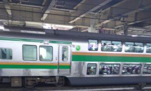 JR東日本普通列車グリーン車の買い方~乗り方までを簡単説明(路線・料金・特徴)JR湘南新宿ライン