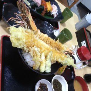 漁師料理よこすか「じゃんぼ天丼」