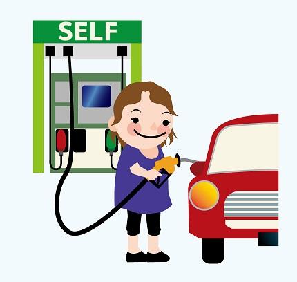 車の給油キャップの無しの危険性